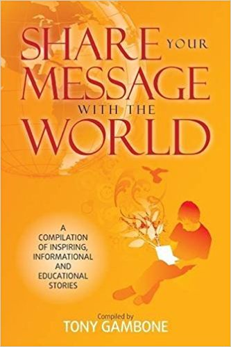 Alan Simberg Book Share Your Message With The World